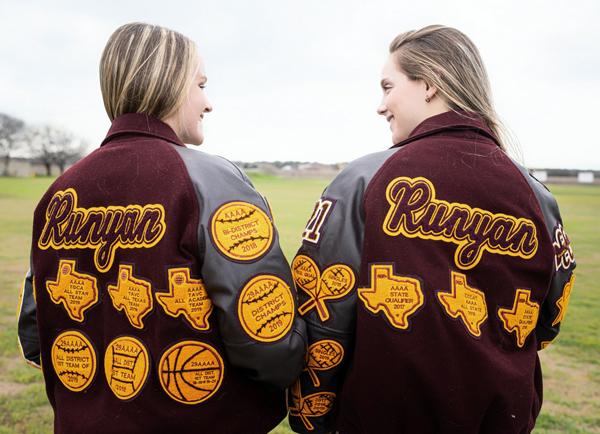 Runyan twins' extraordinary 18-year journey